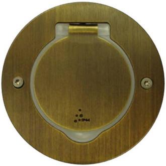 prise de sol 1xt13 bronze ronde legrand suisse sa. Black Bedroom Furniture Sets. Home Design Ideas